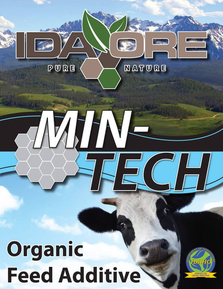MinTech Feed Additive for Dairies