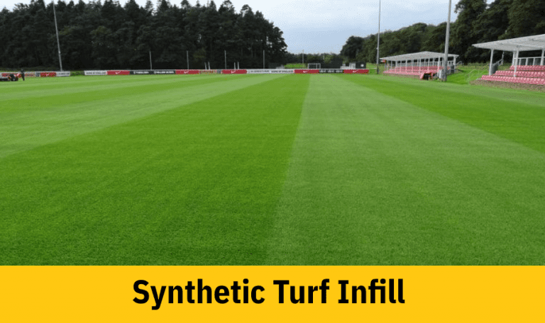 Zeolite as an infill for synthetic Turf